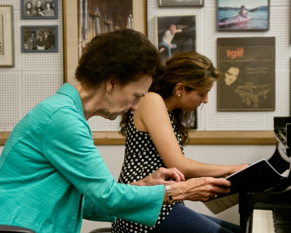 Seattle Piano Institute Robin McCabe