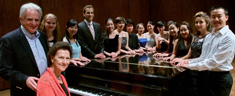 Seattle Piano Institute Students Piano